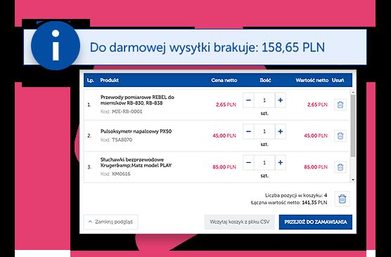 realizacje platforma b2b - grafika - lechpol
